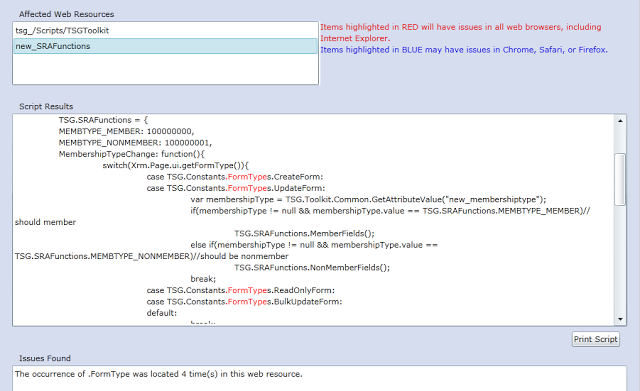 However sometimes code validation tool can find errors where the code looks correct